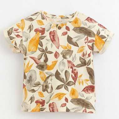 Tee-shirt à fleurs pour enfants de la marque Play Up