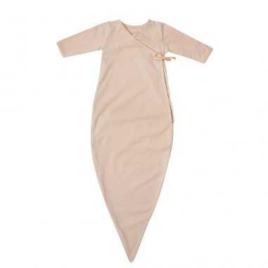 Gigoteuse nouée perfect nude pour bébés de la marque Bonjour Little