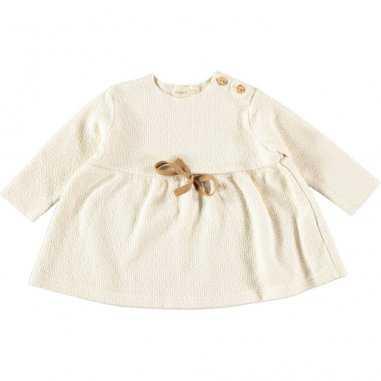 Robe blanche pour enfants de la marque Bean's Barcelona