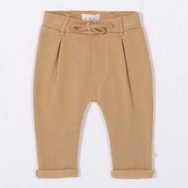 Pantalon minichino gold pour enfants de la marque Les Petites Choses