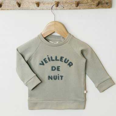 Sweatshirt veilleur de nuit pour enfants de la marque Les Petites Choses