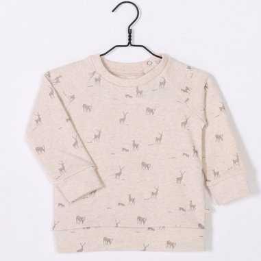 Sweatshirt cerf pour enfants de la marque Les petites choses