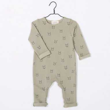 Combinaison lapin argile pour bébés de la marque Les Petites Choses