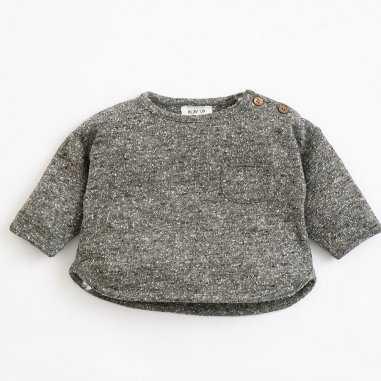 Sweatshirt moucheté pour enfants de la marque Play up