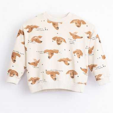 Sweatshirt friends pour enfants de la marque Play Up
