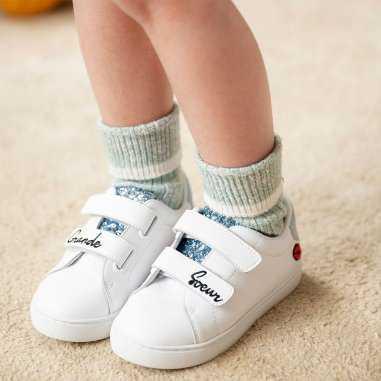 Sneakers mini edith grande soeur de la marque Bons Baisers de Paname