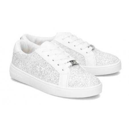 Sneakers à paillettes