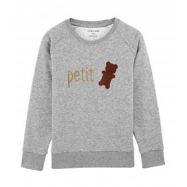 Sweat petit ourson
