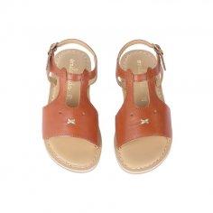 Sandales pour enfants Emile et Ida cognac