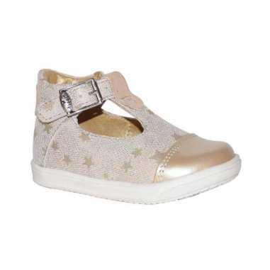 Chaussures pour enfants Little Mary doré