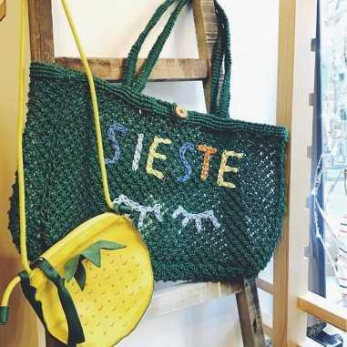 sac pour femmes emile et ida vert sapin