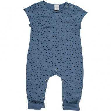 Pyjama pour bébés Bean's Barcelona bleu