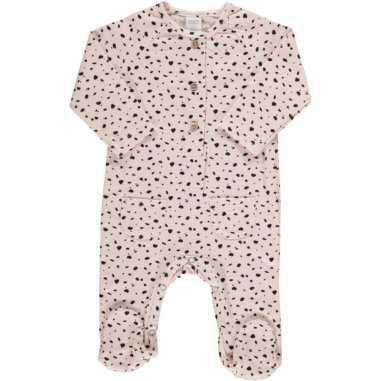 Pyjama pour enfants Bean's Barcelona rose