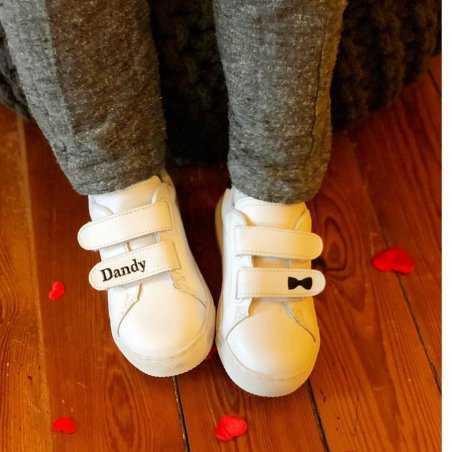 Sneakers mini dandy bons baisers de paname