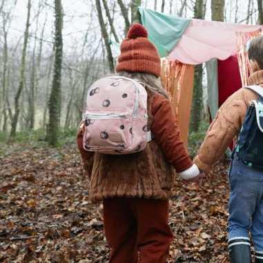 sac à dos pour filles rose