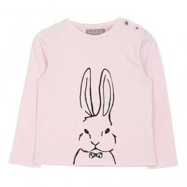 Tee-shirt pour bébés rose emile et ida