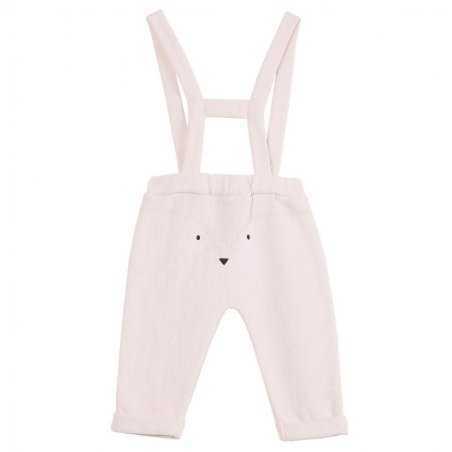 Pantalon pour bébés rose Emile et Ida