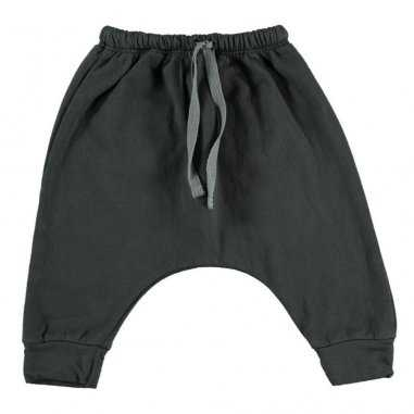 Pantalon pour enfants gris anthracite