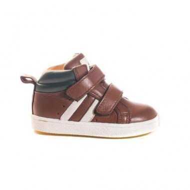 Chaussures pour garçons marron Acebos