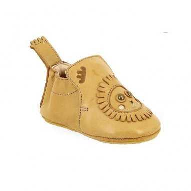 Chaussons très souples avec semelle antidérapante pour enfants de la marque Easy Peasy