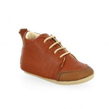 Les chaussures pré-marche de la marque Easy pour les premiers pas des enfants au meilleur prix
