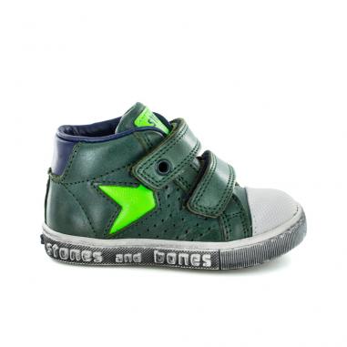 Chaussures pour enfants de la marque Stones and Bones adaptées pour cette nouvelle saison Automne Hiver