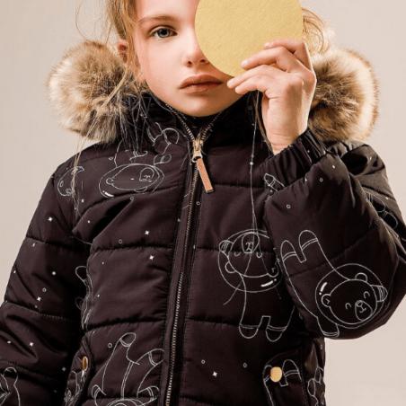 Doudoune pour filles et garçons au meilleur prix de la marque Léa et Jojo