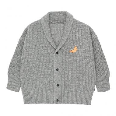 Cardigan en laine pour enfants de la marque Tinycottons au meilleur prix