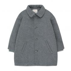 Magnifique manteau en laine pour petites filles de la marque Tinycottons à petit prix