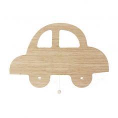 Boîte à musique en bois pour décorer chambre d'enfants de la marque April Eleven