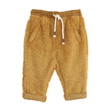 Pantalon tout doux pour bebes de la marque parisienne Emile et ida