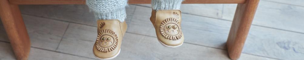 Sélection de chaussons pour enfants