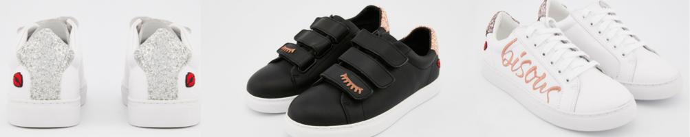 Large sélection de sneakers pour femmes