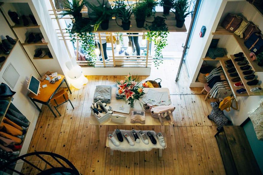 PETITES FRIPOUILLES magasin de vêtements enfants Toulouse