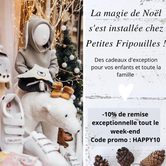 Cadeaux de Noël pour enfants et toute la famille à découvrir dans le concept store Petites Fripouilles à Toulouse