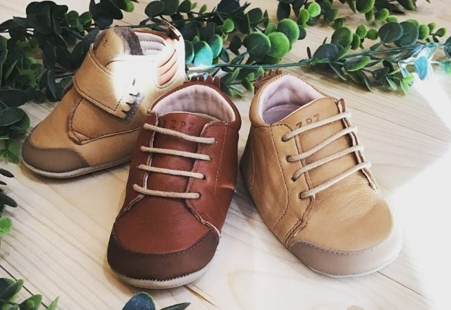 Chaussures souples