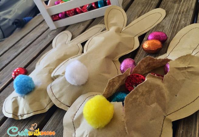 Lapin activités Pâques enfants