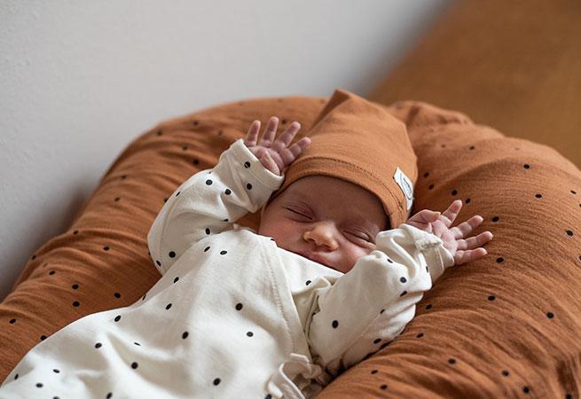 Vêtements tout doux pour bébés en coton organique Bonjour Little
