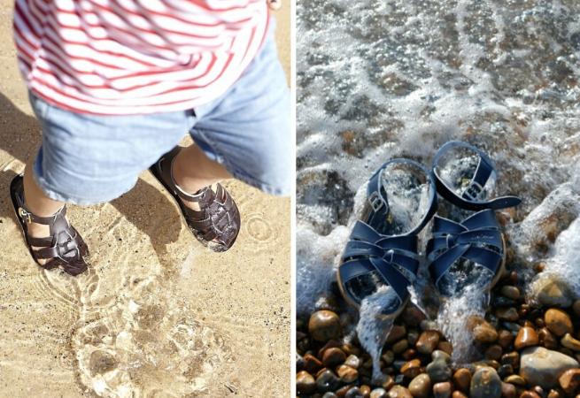 Sandales waterproof pour enfants