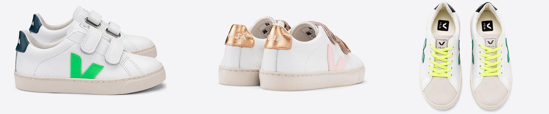Sneakers pour enfants Veja